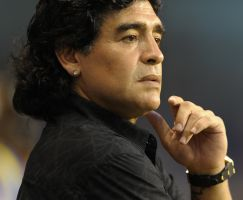 Video inédito de Maradona y Riquelme en entrenamiento de Boca Juniors