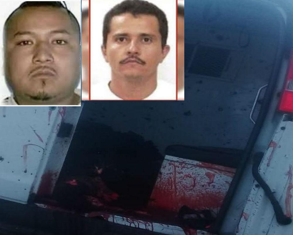 Guardias asesinados sicarios el Marro y el Mencho