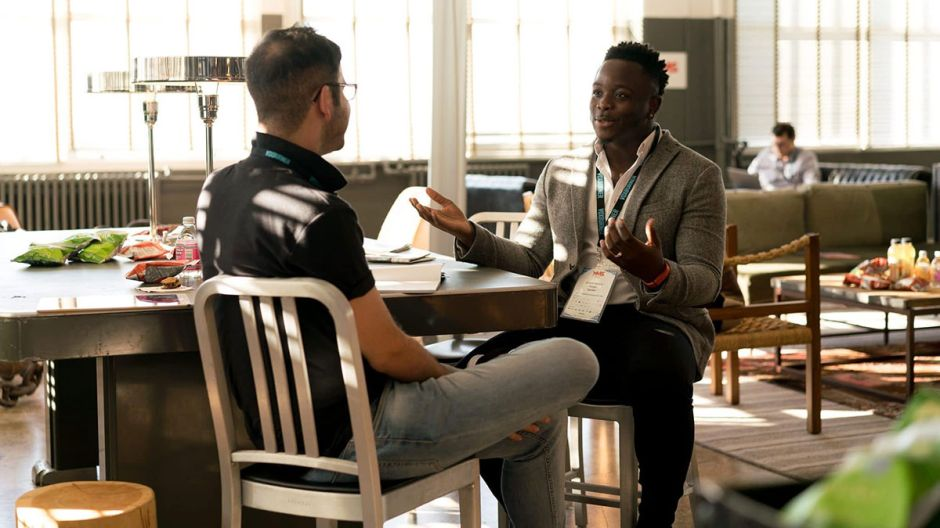 4 cosas que deberías decirle a tu jefe en tu primer día de trabajo