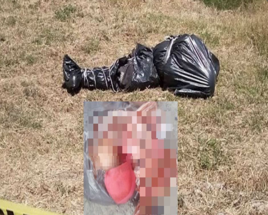 Hallan mujer brutalmente desmembrada en zona que disputan huachicoleros y narcos