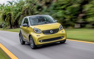 Smart regresará al mercado como marca de autos eléctricos en 2022