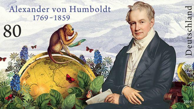 """Por qué se dice que Alexander von Humboldt """"redescubrió"""" América"""