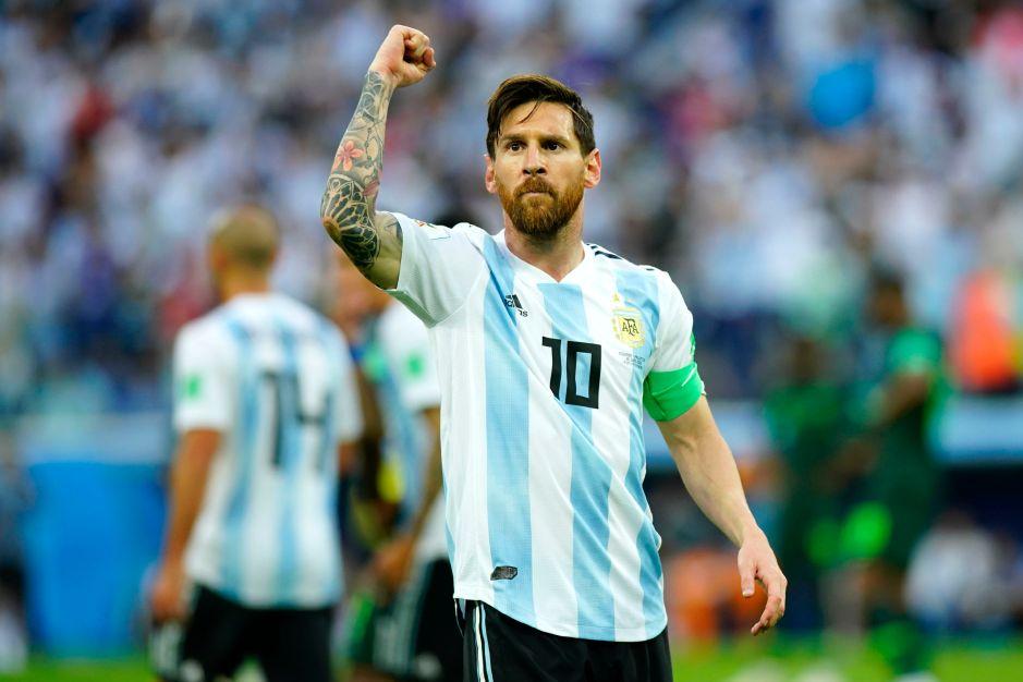 Messi cobra revancha contra Brasil: su gol le dio el triunfo a Argentina