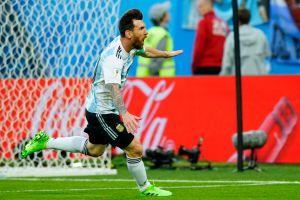 Lionel Messi ya recibió el premio ESPY que le ganó a Cristiano y lo presumió en redes