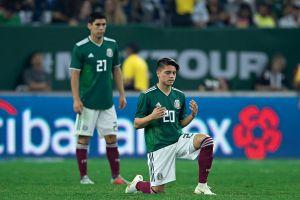 Jonathan González dijo estar feliz de jugar para México y no para Estados Unidos
