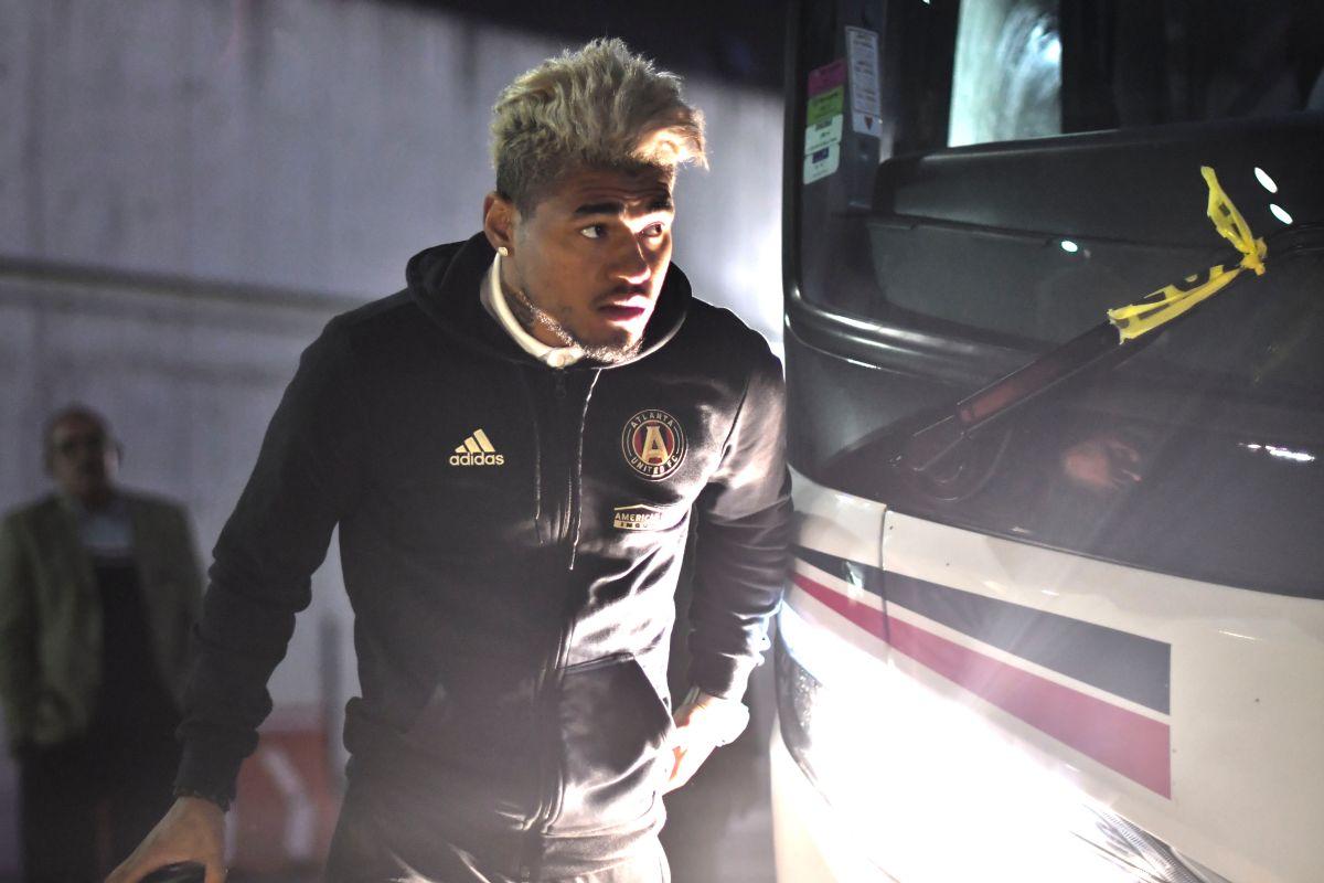 Josef Martínez no jugará para la selección de Venezuela mientras la dirija el actual DT.