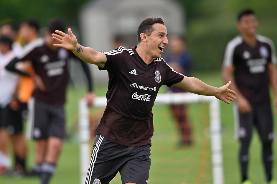 ¡Díganle papá! Andrés Guardado recibe permiso especial para ausentarse del Tri contra Argentina