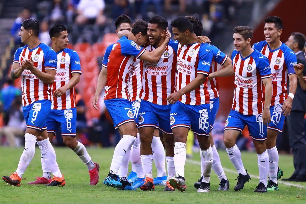Nada para nadie: Chivas y Cruz Azul empatan a un gol