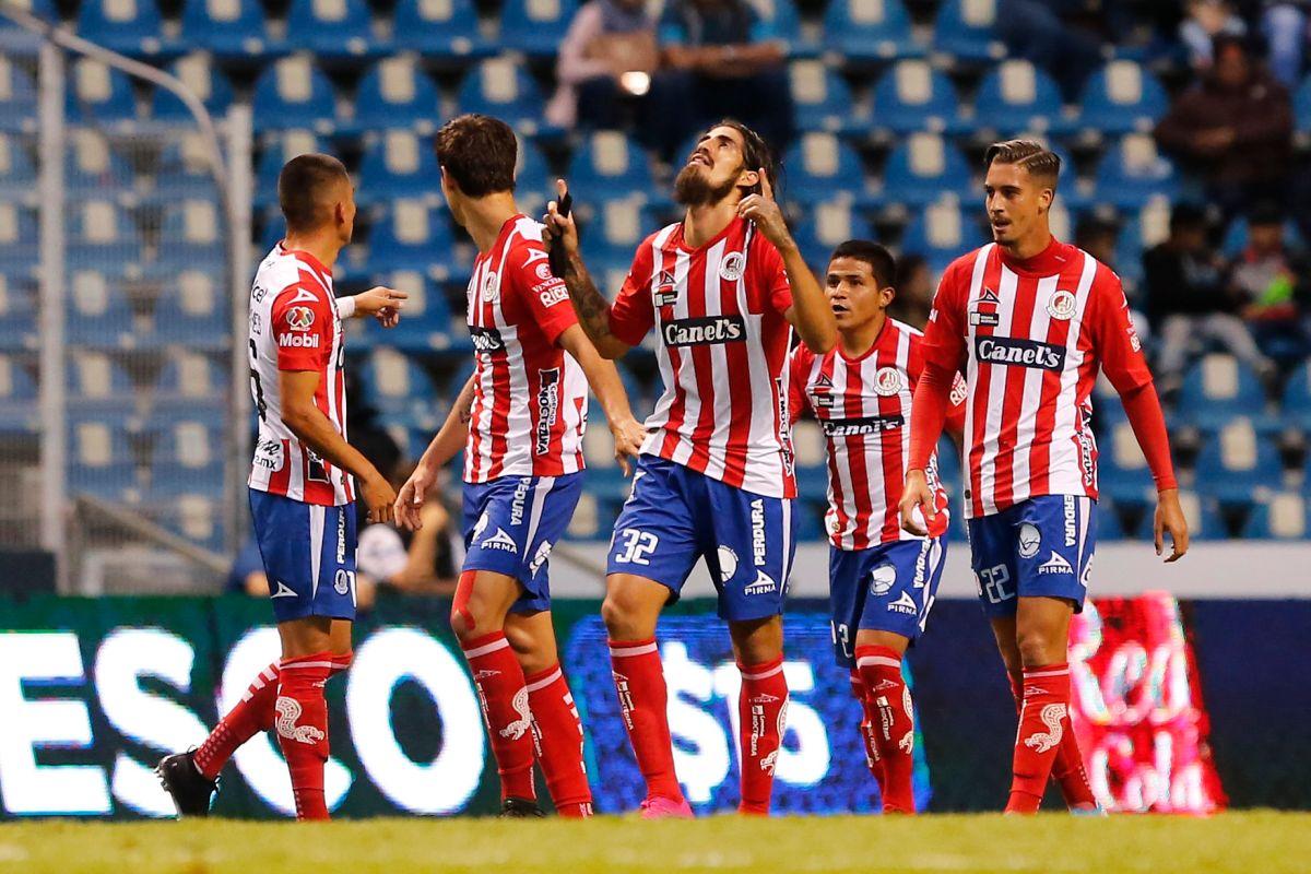 Matosas se estrena con victoria con San Luis