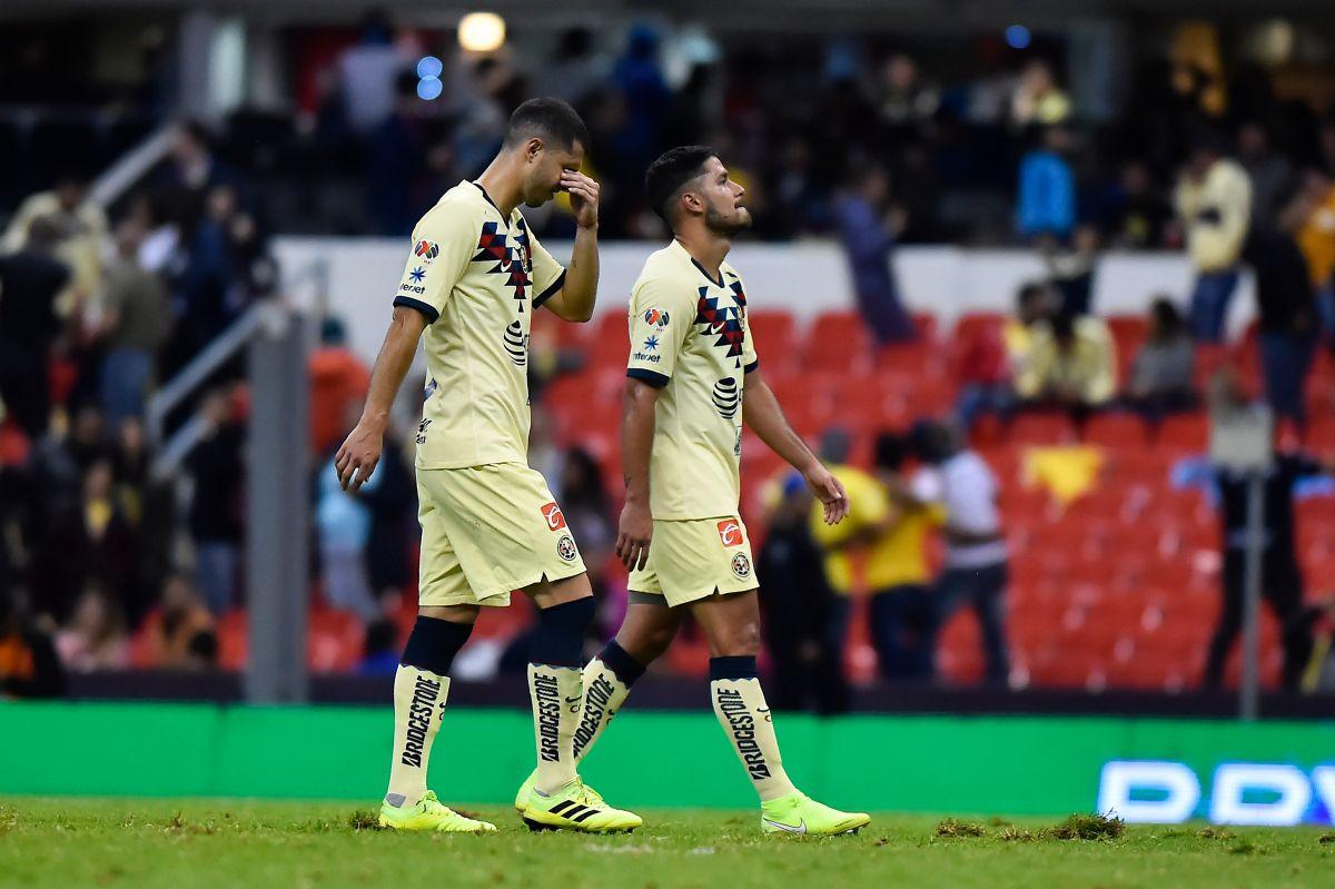 América no sabe cómo volar en el Estadio Azteca y deja ir vivo al Querétaro