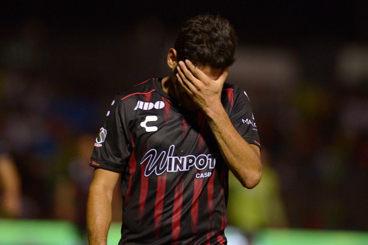 Veracruz sigue con su récord de vergüenza y ya suma 36 partidos sin ganar