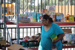 El hambre acecha a miles de personas en el sur de California