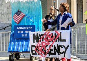 Congreso vuelve a intentar poner fin de declaración de emergencia en la frontera