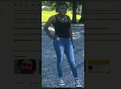 Buscan a joven de 15 que fue secuestrada por su padrastro de Pearland