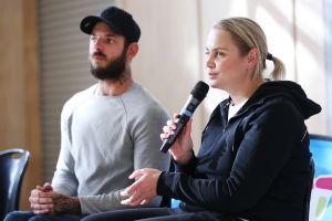 ¡Qué cambio! La ex estrella del tenis Jelena Dokic bajó 57 kilos en 11 meses y luce espectacular
