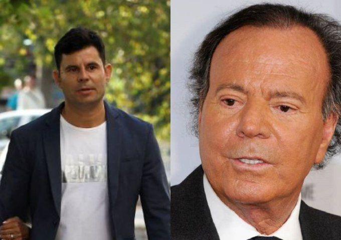 El hijo 'secreto' de Julio Iglesias no se conforma y ahora va por el apellido del cantante