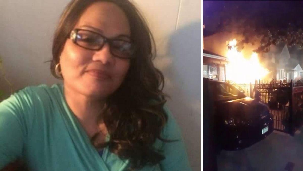 Quemó a su casera discapacitada en Queens en venganza porque le pidió mudarse