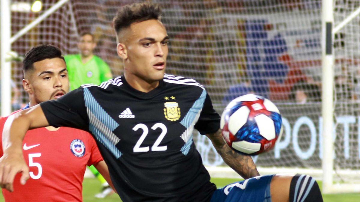 Nuevo ídolo celeste: Lautaro Martínez supera las marcas de Maradona, Messi, Batistuta…