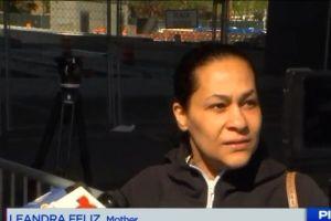 Por 3ra vez retrasan sentencia en homicidio de Junior Guzmán; madre expresa frustración