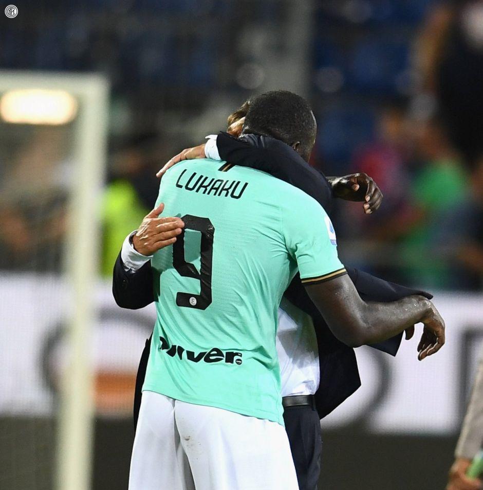 Romelu Lukaku sufre racismo en Italia