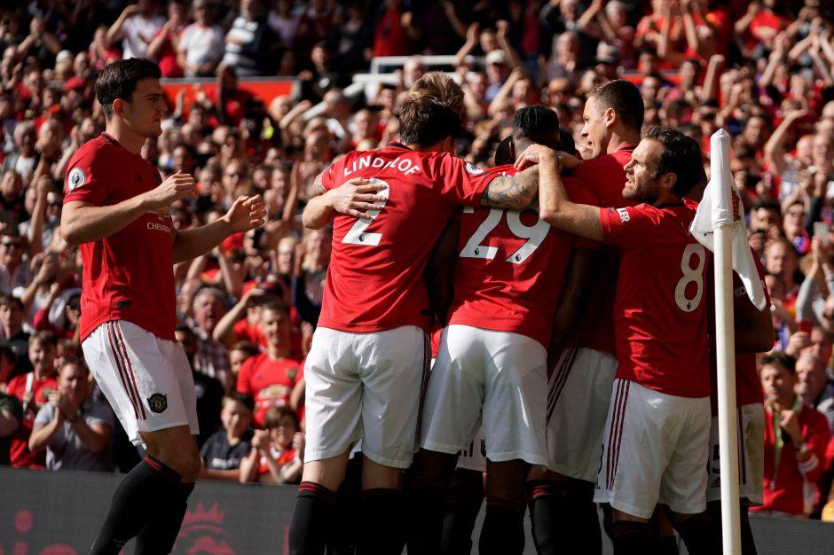 Gana pero no convence a nadie: Manchester United derrotó al Leicester City a duras penas