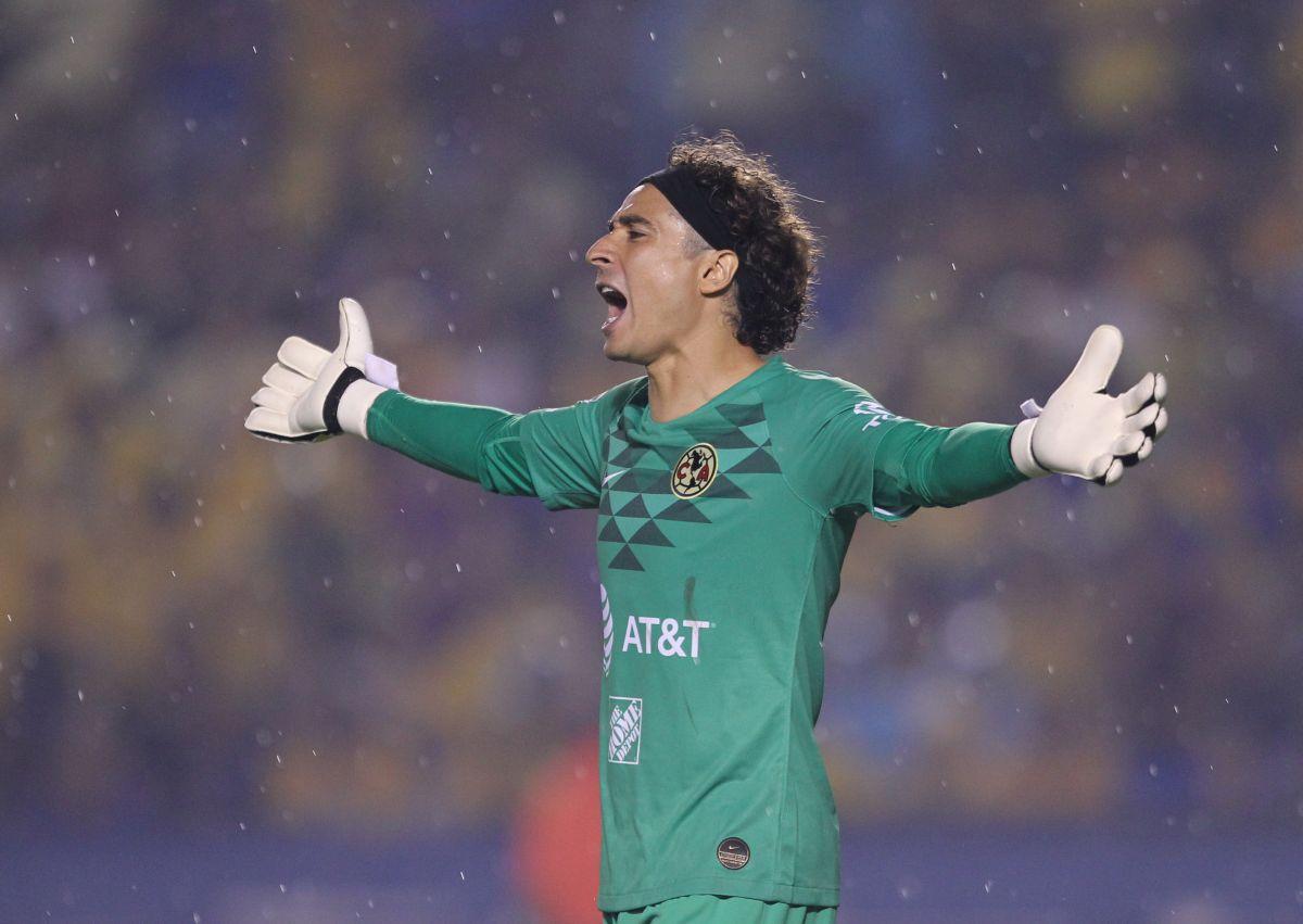 Nadie es perfecto: Memo Ochoa se comió el gol del empate en el clásico ante Pumas