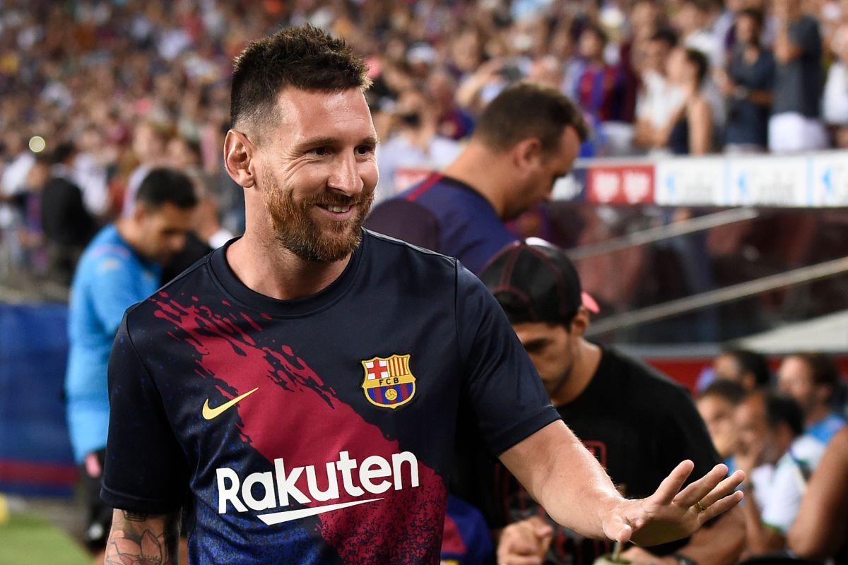 """Messi en entrevista: """"Esta es mi casa, pero lo importante es tener un proyecto ganador"""""""
