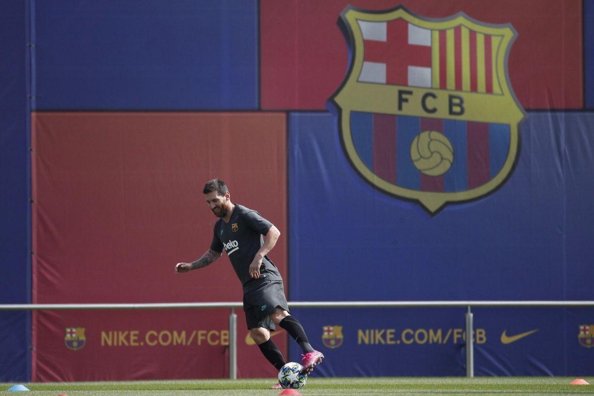 Inicia la UEFA Champions League: La gran obsesión de Lio Messi