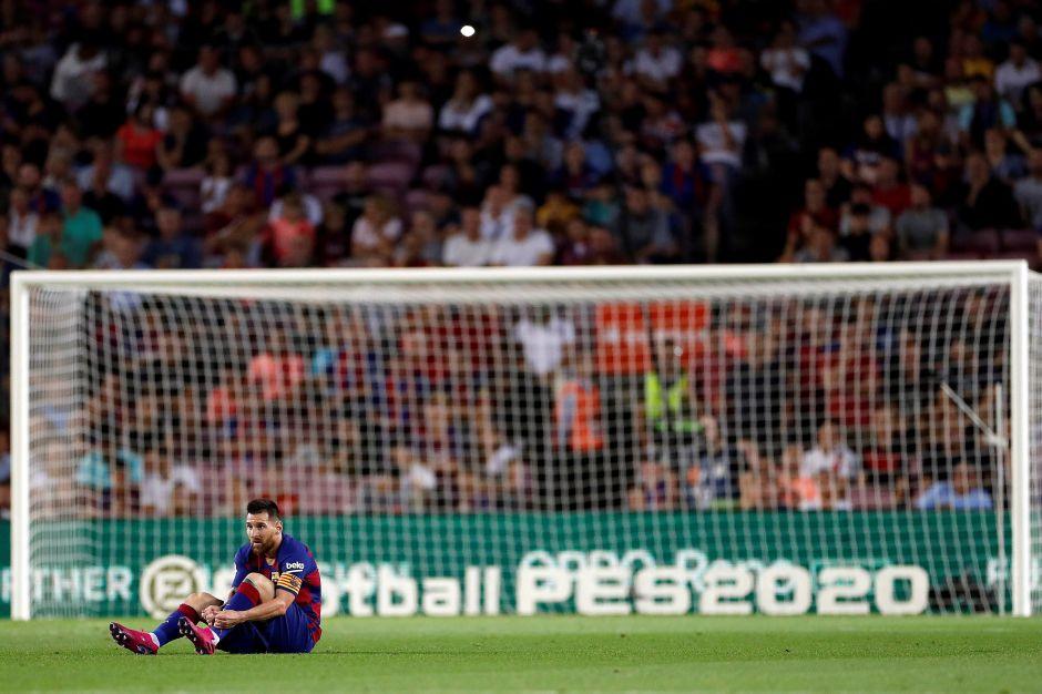 Buenas y malas: Barcelona derrotó al Villarreal, pero Messi salió con una molestia al medio tiempo