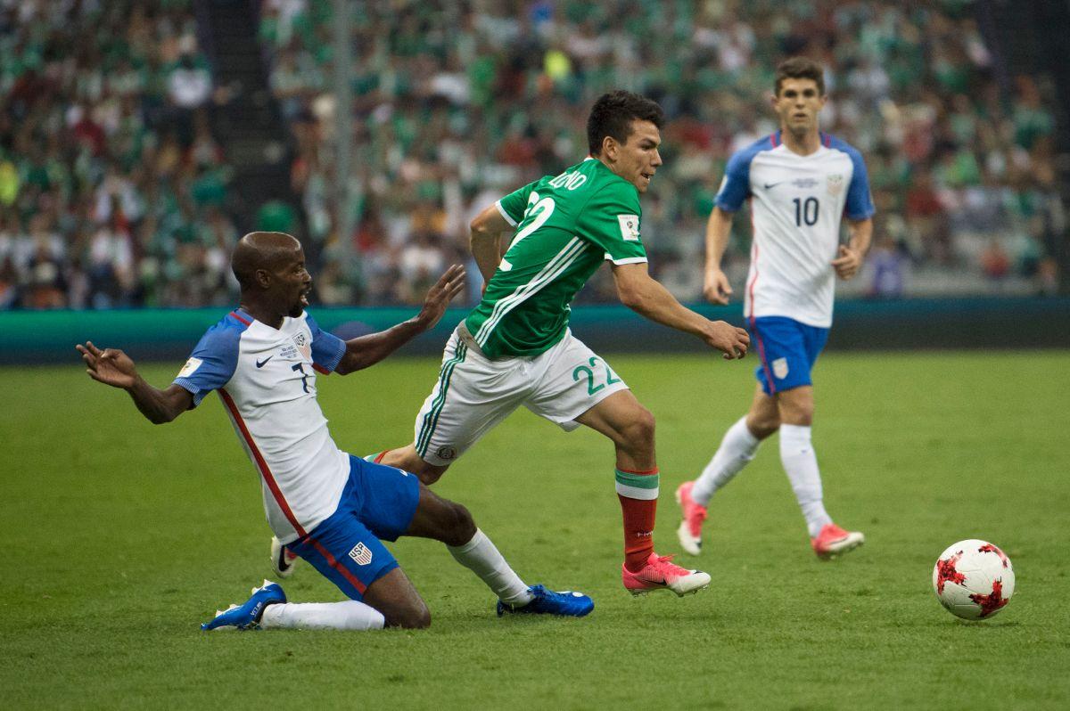 México Vs. EEUU: El duelo elite de CONCACAF, estará lleno de 'europeos'