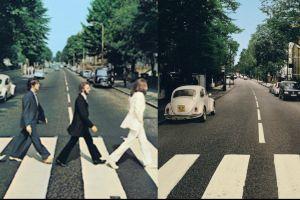 Volkswagen 'arregla' icónica foto de los Beatles en Abbey Road