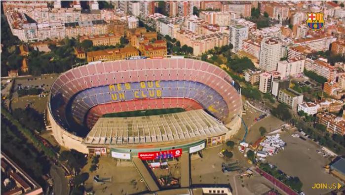 El nuevo Camp Nou estará listo para 2024