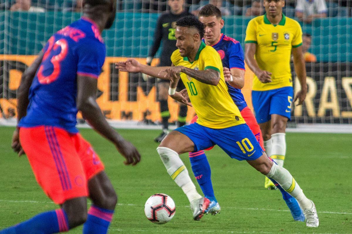 No es un error, ni un viaje en el tiempo: Neymar estuvo presente en los Goles de la Semana