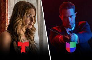 Telemundo declara guerra a Univision y 'El Dragón' con estreno de 'No te puedes esconder'