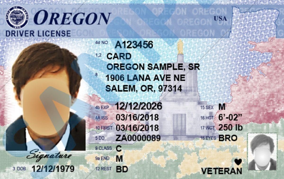 Desde 2015, Oregon tramita licencias a indocumentados.