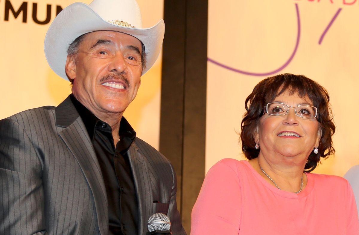 Los padres de Jenni Rivera ¿quieren volver a estar juntos?
