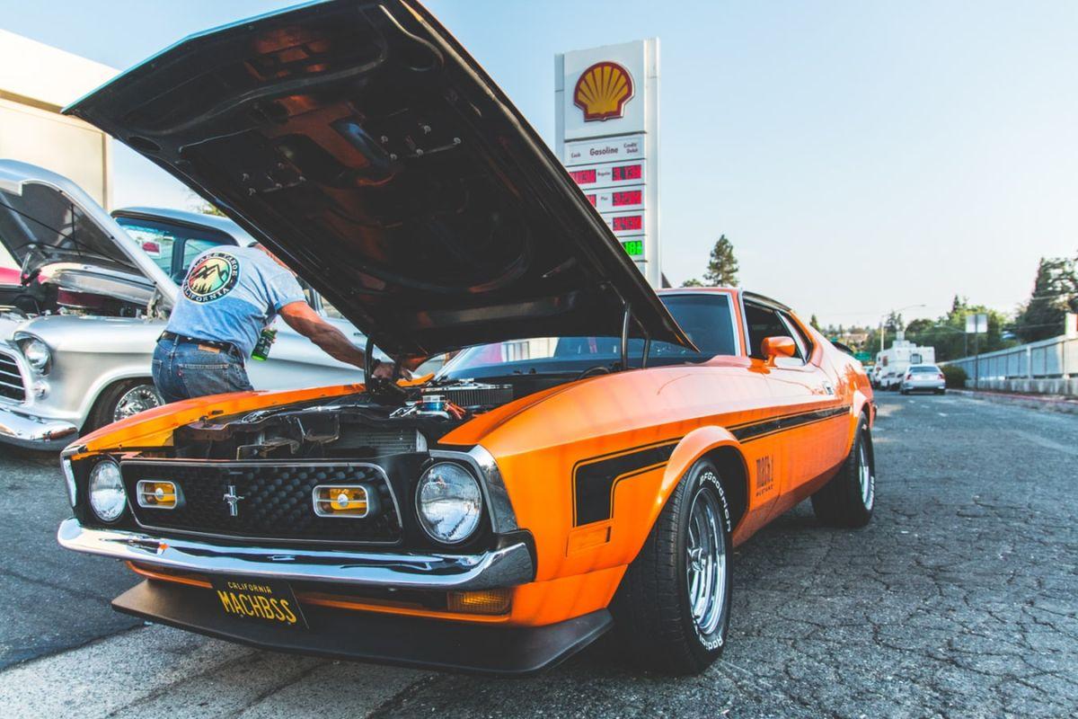 Sin líquido de frenos, el auto no frenará