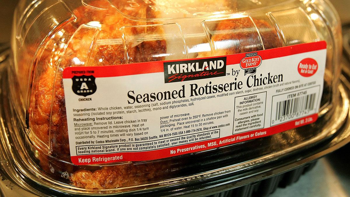 ¿Por qué el pollo de Costco cuesta y siempre costará tan barato?