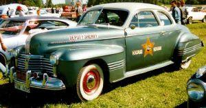 Un Pontiac de los 40s es descubierto por popular programa de YouTube