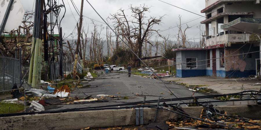 A dos años del huracán María en Puerto Rico, la agonía del proceso de reconstrucción