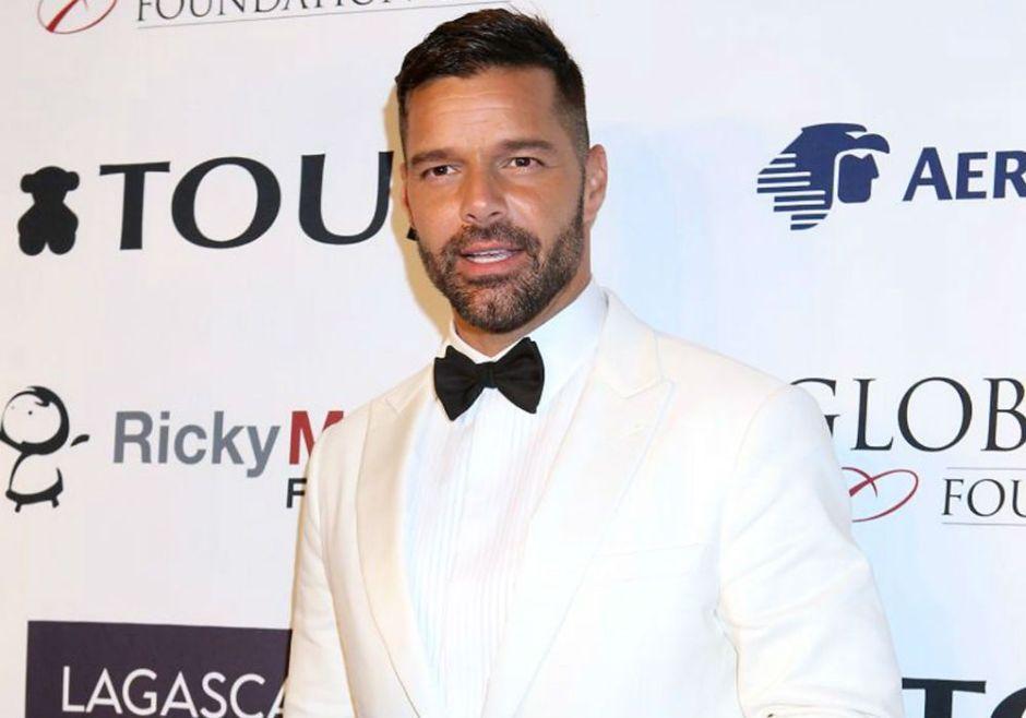 Ricky Martin estrenará tema en los Latin Grammys