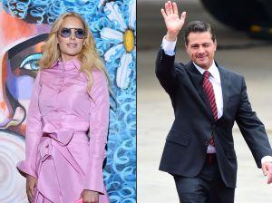 Tania Ruiz comparte foto y tierno mensaje de apoyo a su novio Enrique Peña Nieto