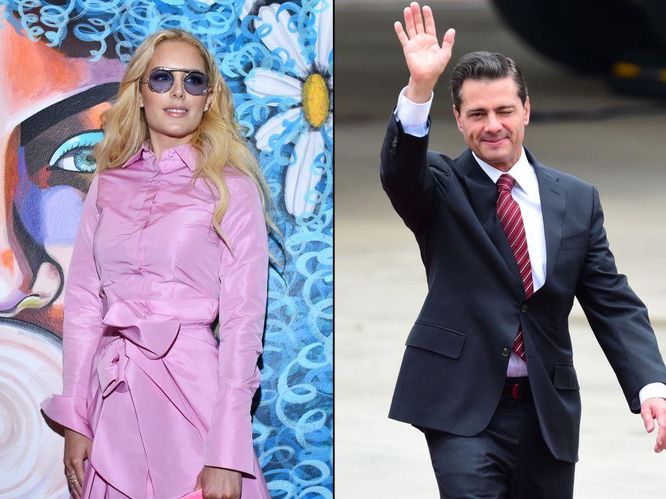 La Víbora: Así de ridículos son Enrique Peña Nieto y su novia