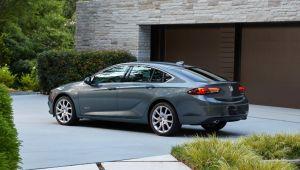 Buick Regal Avenir 2019: comodidad y potencia en un solo sedán