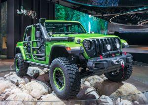 3 muy raros Jeeps que casi nadie conoce