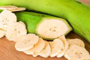 Los maravillosos beneficios del plátano verde para la salud