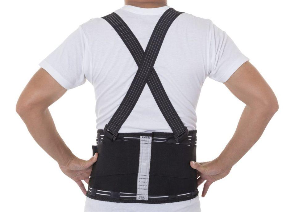 Las 4 mejores fajas de protección lumbar para los que cargan mucho peso en el trabajo