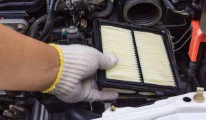 Cuándo y por qué debes cambiar el filtro de aire del motor