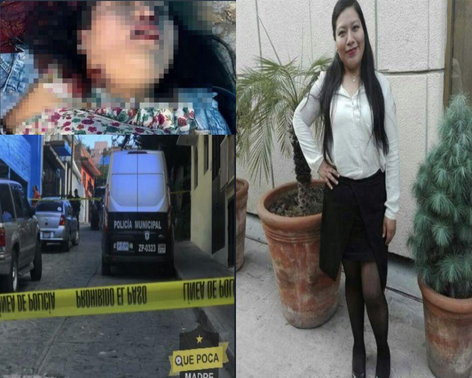 Sicarios del CJNG la matan, pero trabajar como secretaria en una fiscalía fue su único pecado