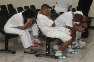 El testigo que provocó la suspensión de una audiencia contra 11 acusados de la Mara Salvatrucha (MS-13) en El Salvador